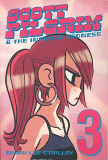 Scott Pilgrim and the Infinite Sadness Vol. 3 - Comic of the Day