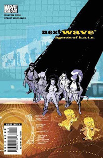 Nextwave #12 - Comic of the Day
