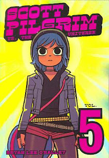 Scott Pilgrim vs. the Universe Vol.5 - Comic of the Day