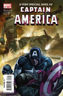 Captain America #601 - Comic of the Day
