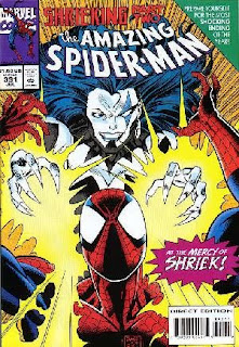 The Amazing Spider-Man #391 - Comic of the Day