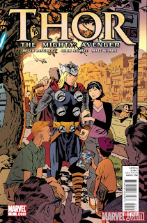 Thor: The Mighty Avenger #2 - Comic of the Day