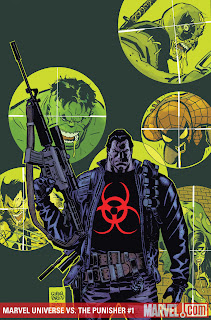 Marvel Universe vs. the Punisher #1 - Comic of the Day