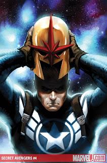 Secret Avengers #4 - Comic of the Day