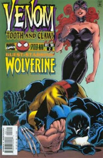 Venom: Tooth and Claw #2 - Comic of the Day