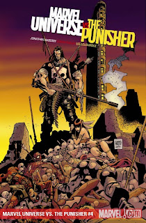 Marvel Universe vs. the Punisher #4 - Comic of the Day