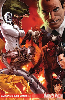 The Amazing Spider-Man #644 - Comic of the Day