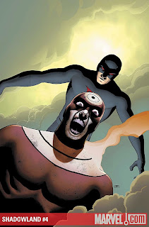 Shadowland #5 - Comic of the Day