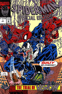 Spider-Man Special Edition: The Trial of Venom #1 - Comic of the Day