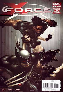 X-Force #1 - Comic of the Day