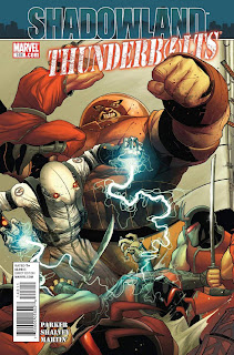 Thunderbolts #148 - Comic of the Day
