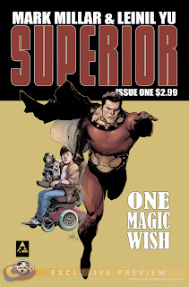 Superior #1 - Comic of the Day
