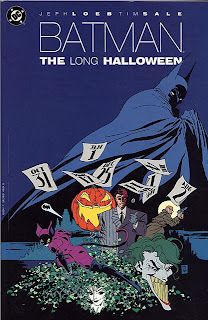 Batman: The Long Halloween - Comic of the Day