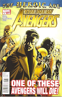 The New Avengers #6 - Comic of the Day
