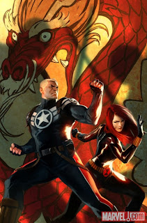 Secret Avengers #6 - Comic of the Day