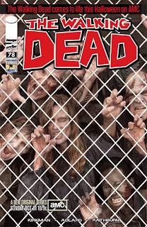 The Walking Dead #78 - Comic of the Day