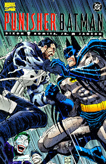 Punisher/Batman - Comic of the Day