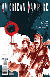 American Vampire #10 - Comic of the Day