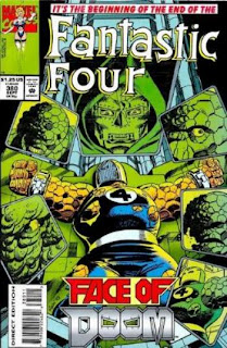 Fantastic Four #380 - Comic of the Day