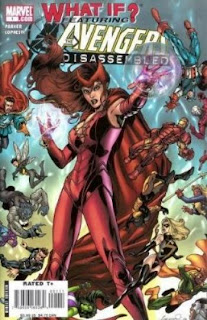 What If? The Avengers Disassembled - Comic of the Day