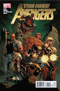 The New Avengers #7 - Comic of the Day