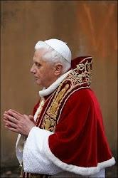 Orémus pro Pontifice nostro Benedicto - Molimo za papu našega Benedikta