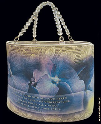 TRUST IN THE LORD PURSE