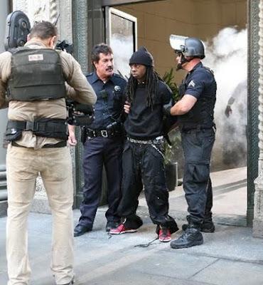 Lil Wayne faz acordo para não passar mais tempo na cadeia