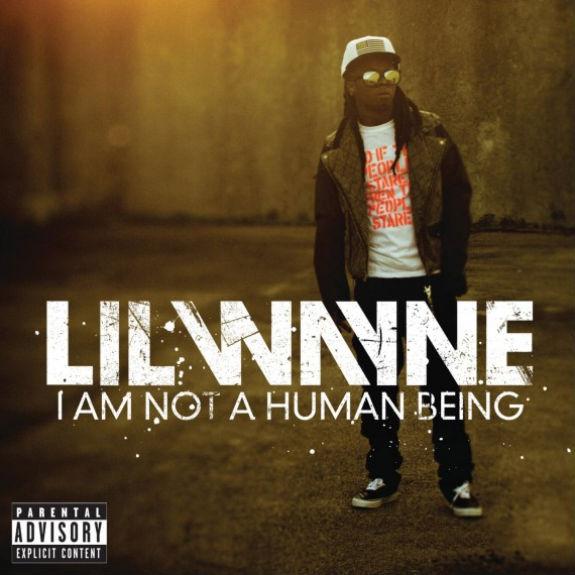 Capa do álbum I Am Not A Human Being