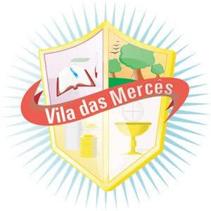 Foto do brasão do bairro Vila das Mercês