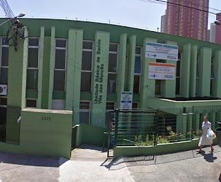 UBS e CAPS Vila das Mercês