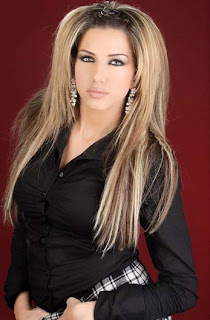 Dana+Halabi+Pictures Lebanese Singer and Model Dana Halabi Photos