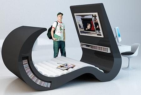 Cama high tech cadeira high tech obs nem tudo o