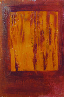 contemporary acrylic painting by atul pande