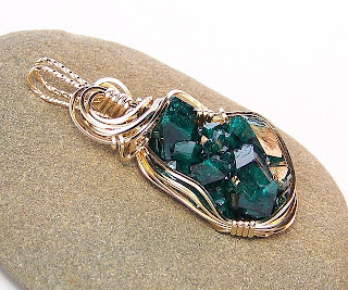 Sculpted windows jewelry journal delicious dioptase pendants delicious dioptase pendants aloadofball Choice Image