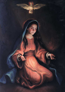 María y el Don del Espíritu