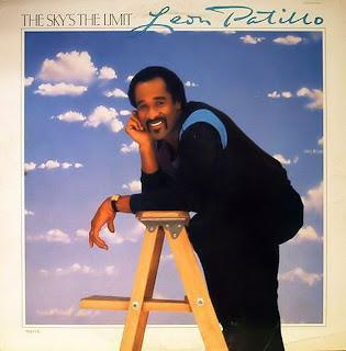 LEON PATILLO - the sky's the limit LP 1984