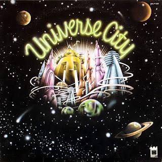 The Universe City  -  Central Park 1976