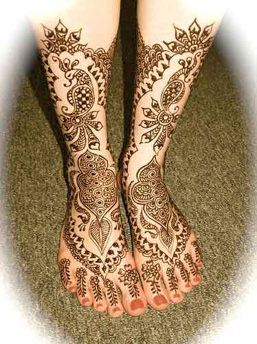 designs of mehndi. Bridal Mehndi-Designs