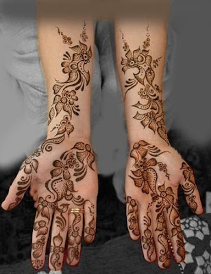 mehndi tattoo. Mehendi Design - Mehndi Tattoo
