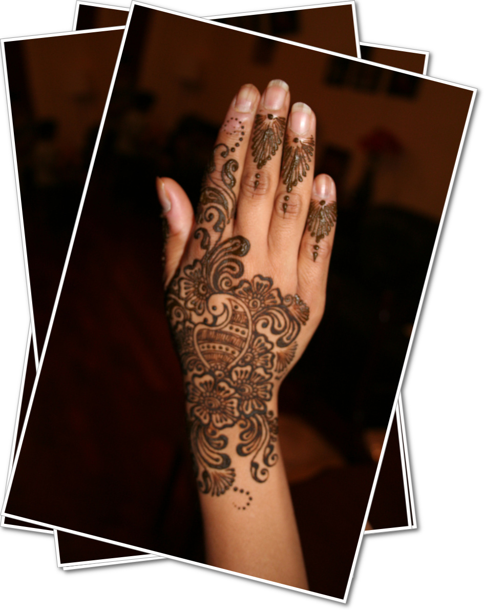Cool Collections: Indian Mehandi Designs