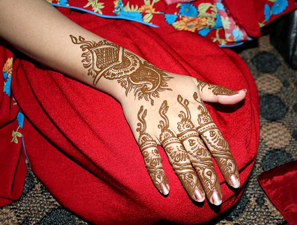 Mehndi Ceremony Games : Pakistani mehndi indian arabic menhdi