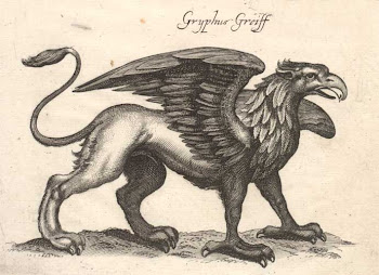 Curious and Fierce is the Griffin