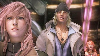 final fantasy xiii the changes US v japan