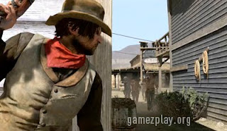 Red Dead Redemption Multi-player