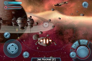 Galaxy on Fire 2 video game screenshot