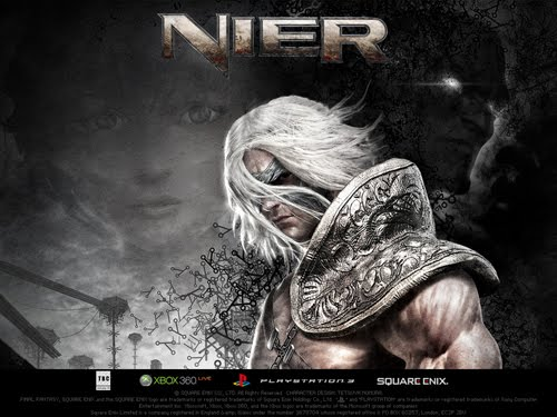 video game wallpaper. Nier video game wallpapers and