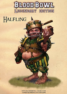 Blood Bowl Legendary Edition Presents the Halfings