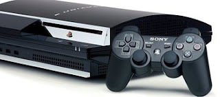 playstation 3 video console