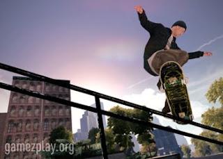 skate 2 video game